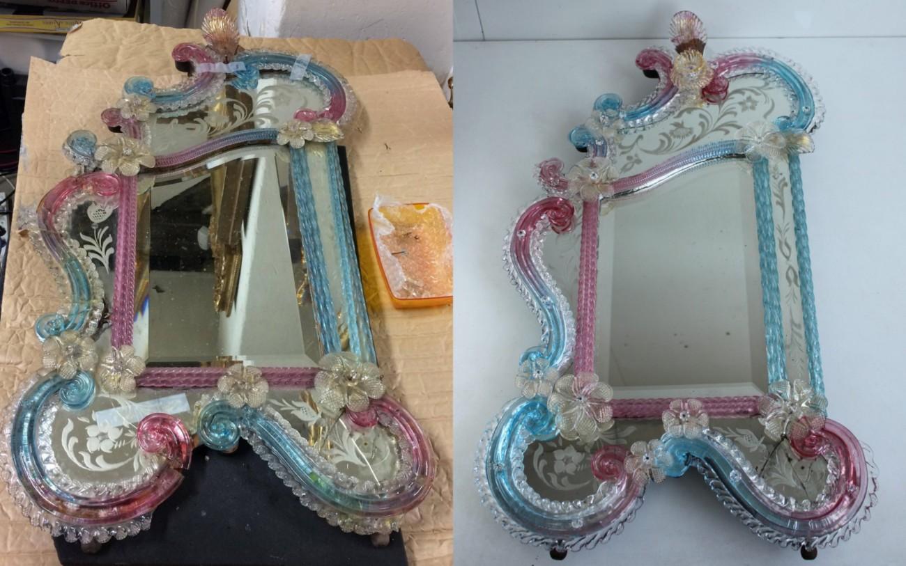 Miroir de Murano